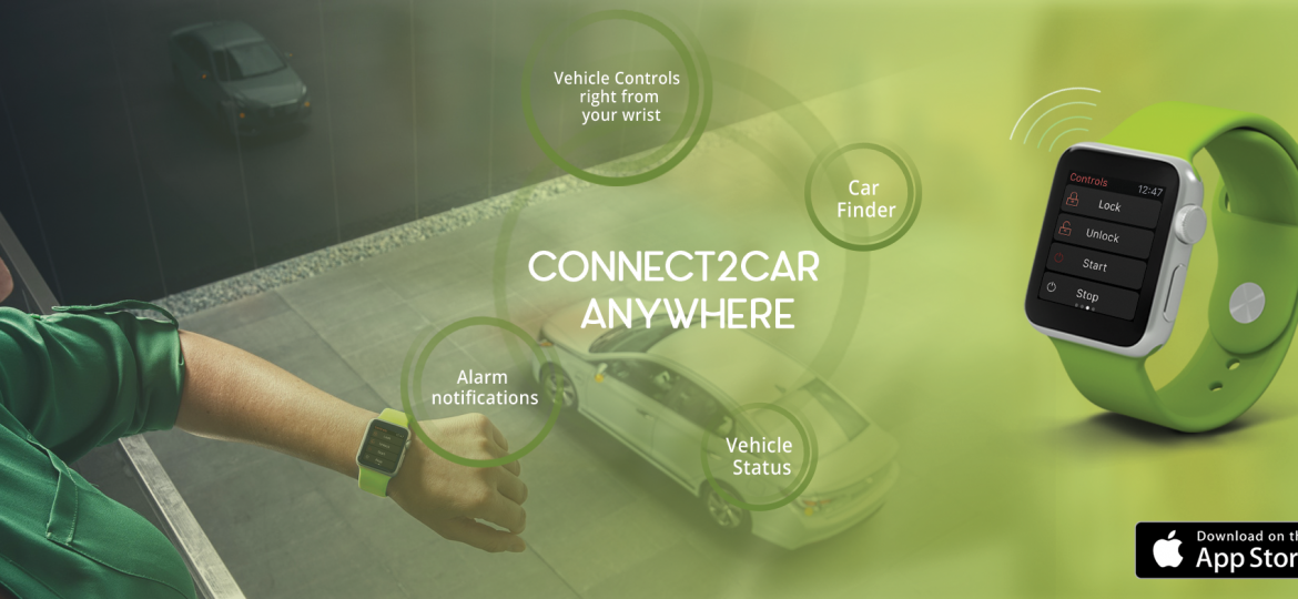 Connect2Car_apple_watch
